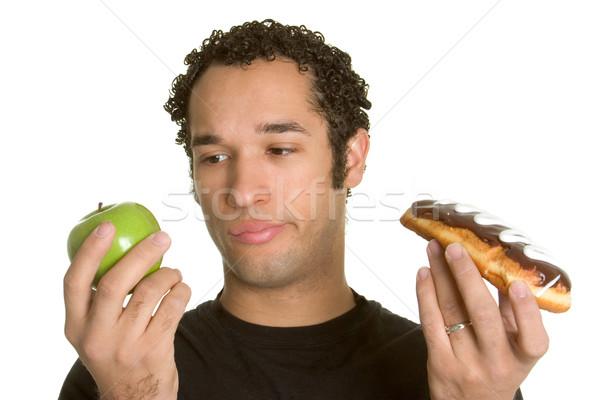 Food Decision Stock photo © keeweeboy