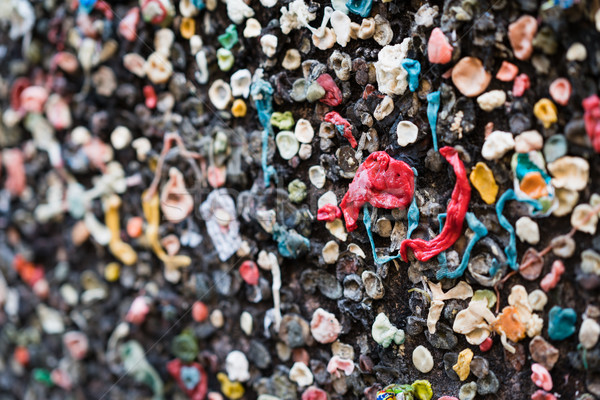 Bubble Gum Alley Stock photo © keeweeboy