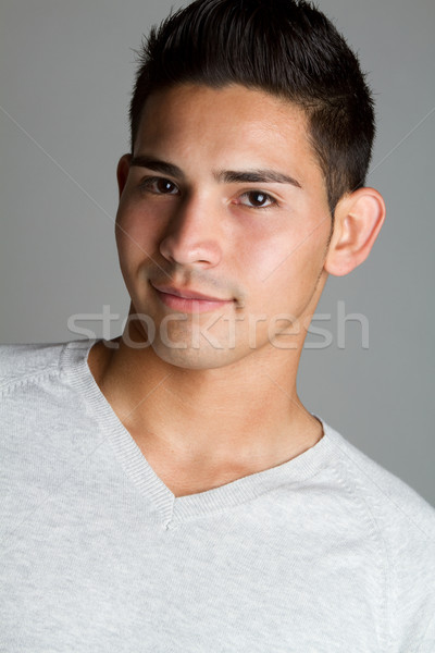 Hispanic Man Stock photo © keeweeboy