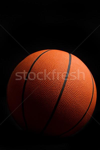 Orange Basketball Stock photo © keeweeboy