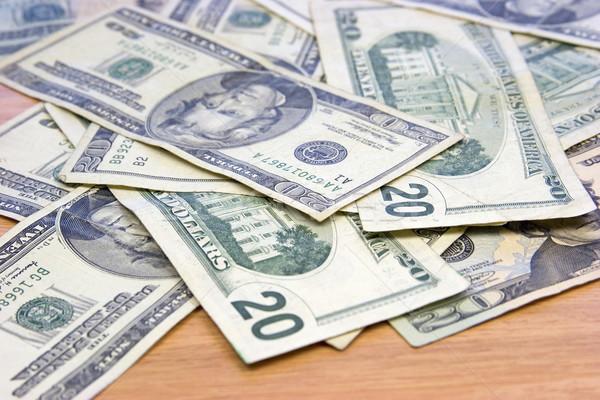 Money Stock photo © keeweeboy