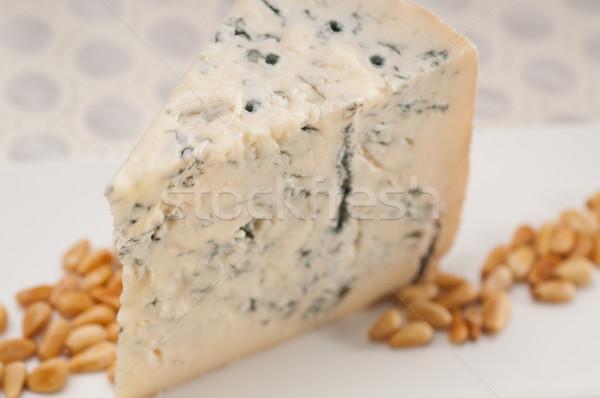 チーズ 新鮮な カット 作品 イタリア語 食品 ストックフォト © keko64