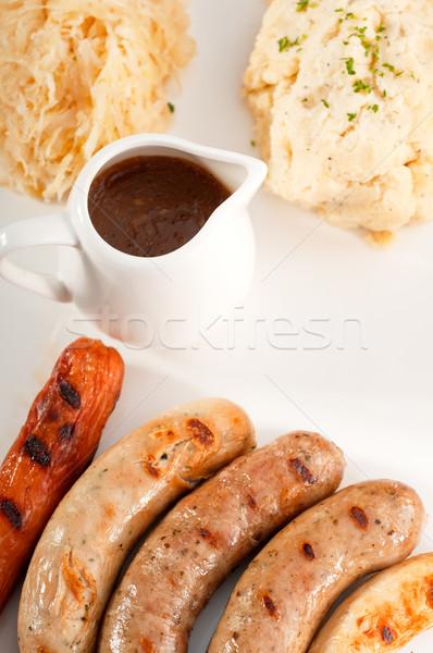 Stockfoto: Alle · hoofd- · type · meer · heerlijk · voedsel