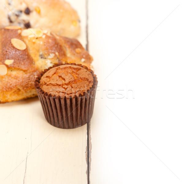 sweet bread cake selection  Stock photo © keko64