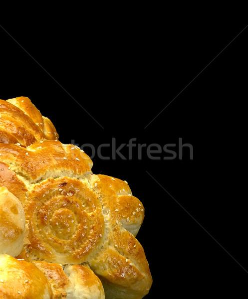 Chleba świeże tradycyjny pszenicy tablicy Zdjęcia stock © keko64
