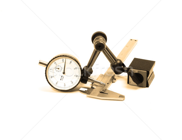micrometer and caliper Stock photo © keko64