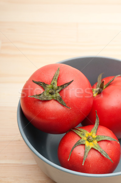 fresh ripe tomatoes Stock photo © keko64