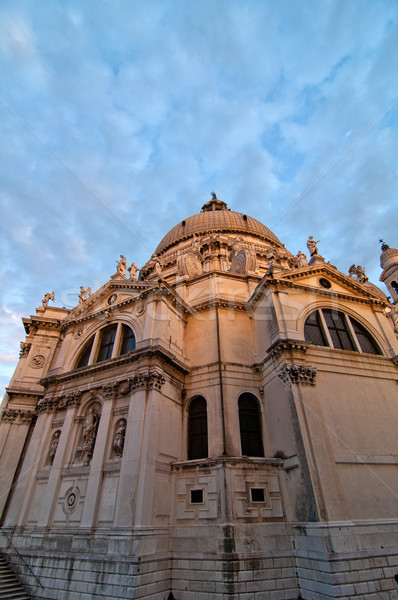 Venice Italy Madonna della salute church Stock photo © keko64