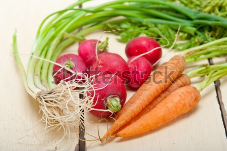 raw root vegetable  Stock photo © keko64