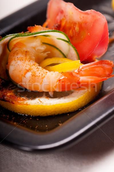красочный закуска свежие овощей Сток-фото © keko64
