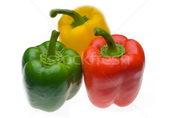 fresh bell peppers Stock photo © keko64