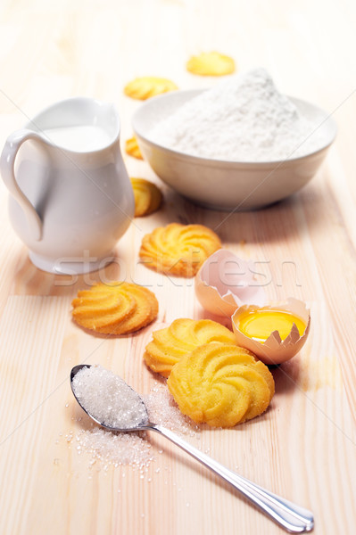 making baking cookies Stock photo © keko64