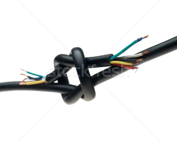 electric wire  Stock photo © keko64