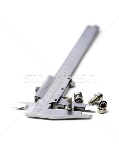 caliper and bolts Stock photo © keko64