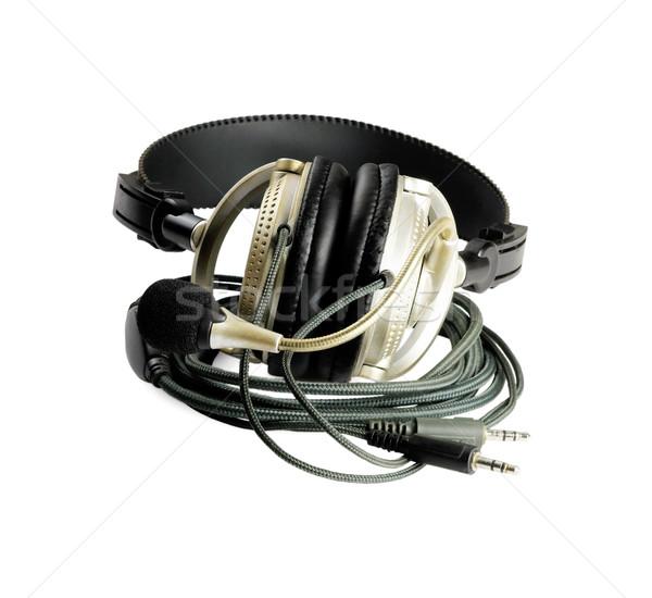 headphones Stock photo © keko64