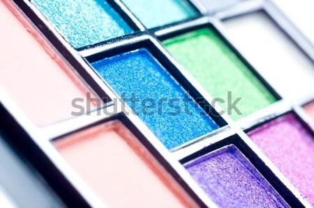 make up palette Stock photo © keko64