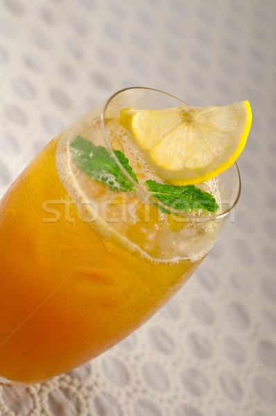 refreshing Ice tea Stock photo © keko64