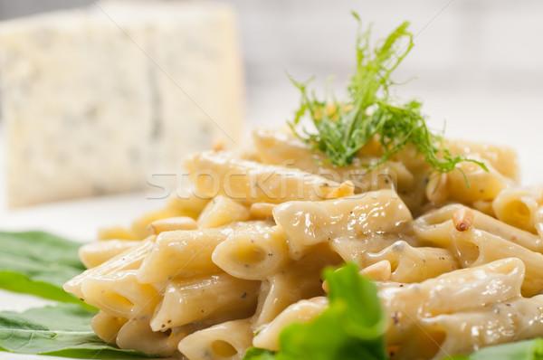 イタリア語 パスタ 松 ナッツ 伝統的な 食品 ストックフォト © keko64