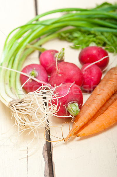 raw root vegetable  Stock photo © keko64