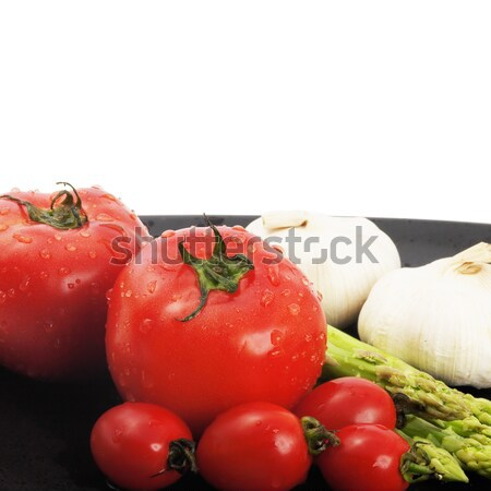 mediterranean vegetables Stock photo © keko64