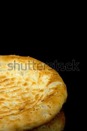 Stockfoto: Brood · vers · traditioneel · tarwe · plaat