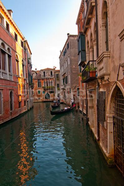 Венеция Италия необычный мнение место Сток-фото © keko64