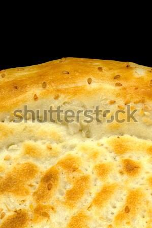Brood vers traditioneel tarwe plaat Stockfoto © keko64