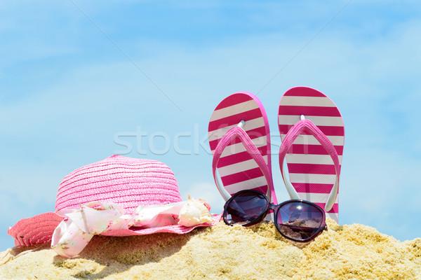 Summer vacation Stock photo © kenishirotie