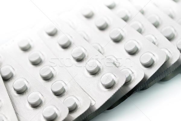 Medicine pills  Stock photo © kenishirotie