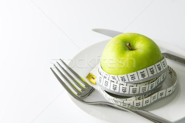 Stock photo: Diet concept