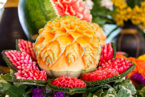 Vruchten vers vruchten voedsel Stockfoto © kenishirotie
