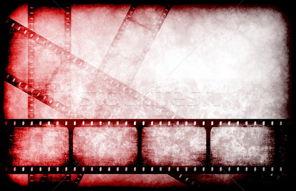 Movie Industry Highlight Reels Stock photo © kentoh