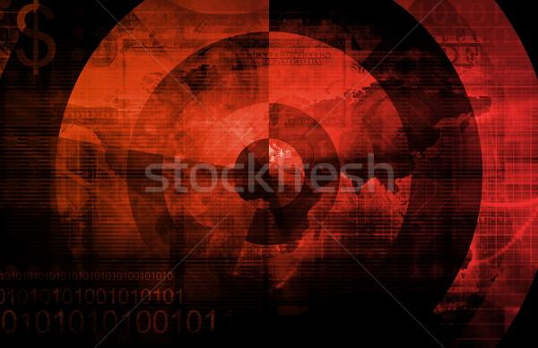 Business Life Cycle Stock photo © kentoh