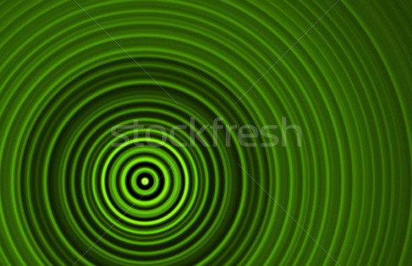 Concentrisch cirkels retro textuur abstract ontwerp Stockfoto © kentoh
