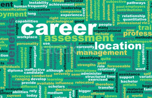 Job Career Stock photo © kentoh