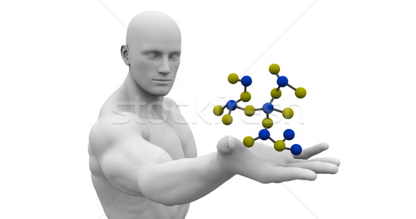 Stock photo: Research and Development