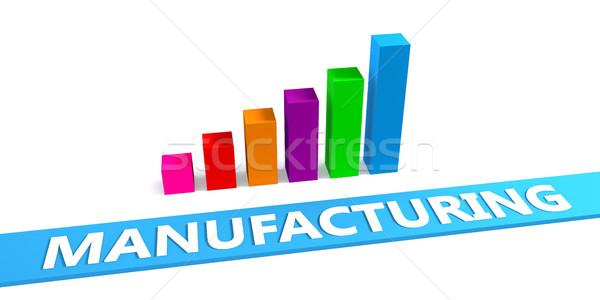 Great Manufacturing Stock photo © kentoh