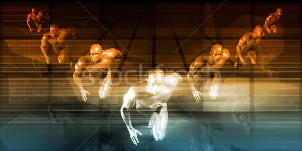 Stok fotoğraf: Internet · bağlantı · web · veri · bağlantı