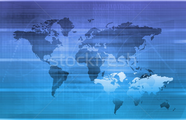Technology Visual Concept Stock photo © kentoh