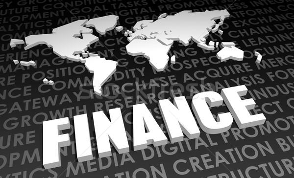 Finance Stock photo © kentoh
