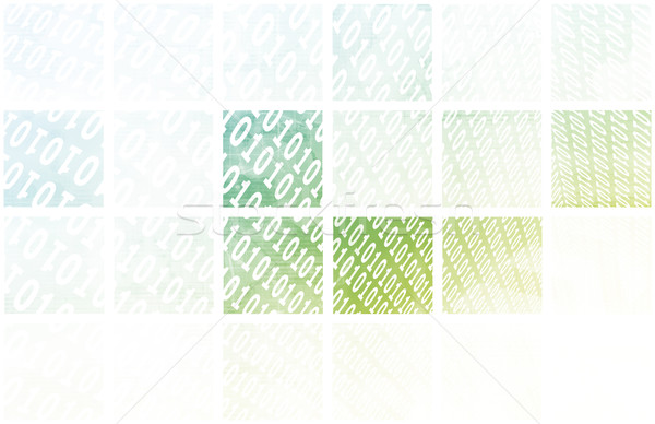 Forrás kód technológia fehér számítógép szerver Stock fotó © kentoh