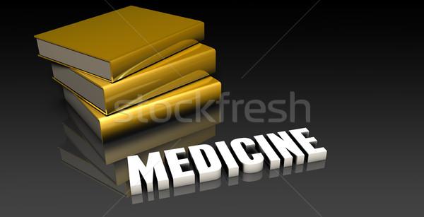 Medicine Stock photo © kentoh