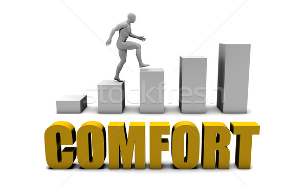 Comfort Stock photo © kentoh