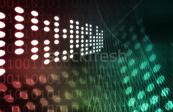 Geïntegreerd oplossingen web kruis snelheid Stockfoto © kentoh