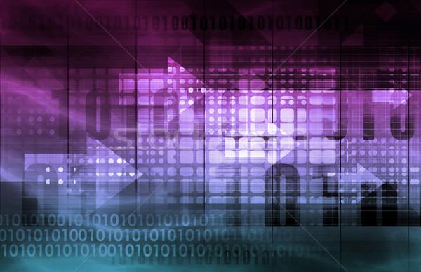 Digital Healthcare Technology Stock photo © kentoh