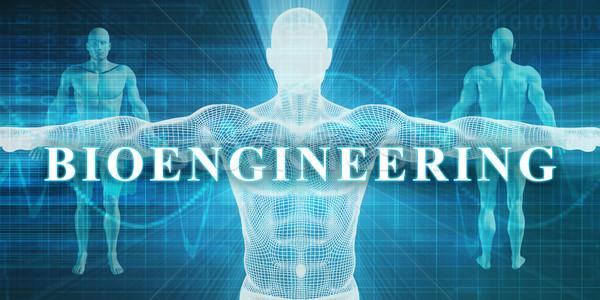 Bioengineering Stock photo © kentoh