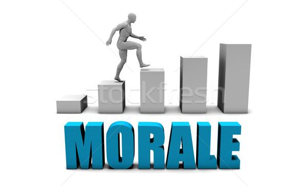 Morale Stock photo © kentoh