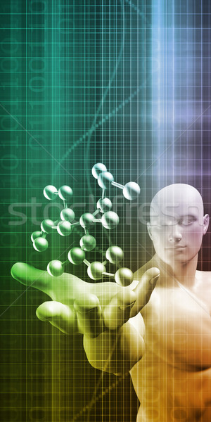 Pharmaceutical Industry Stock photo © kentoh