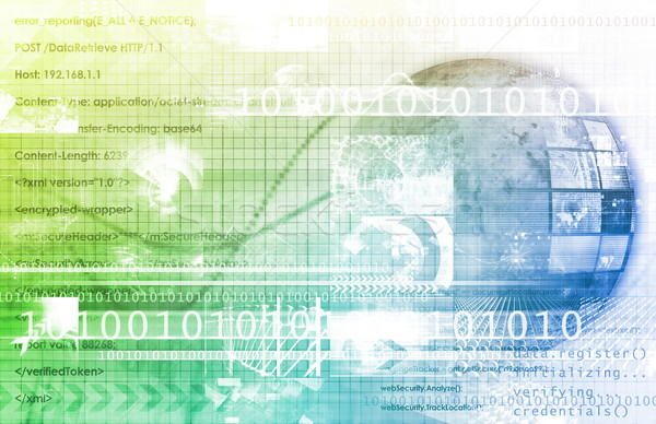 Technology Science Stock photo © kentoh