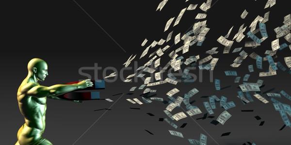 Generate Wealth Stock photo © kentoh